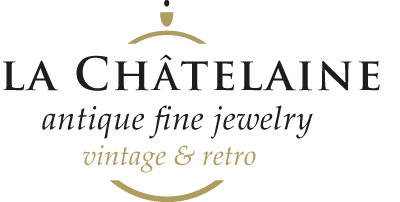 La Châtelaine - antique fine jewelry - vintage and retro