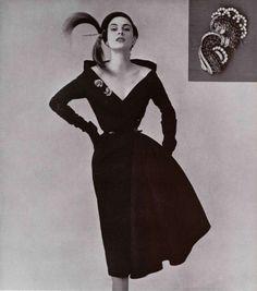 1950s dress clips